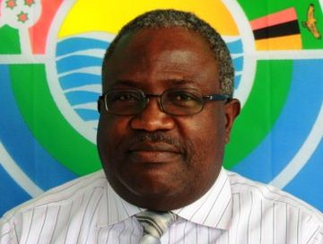 Executive Director of Lake Tanganyika Authority (LTA), Dr Henry Mwima
