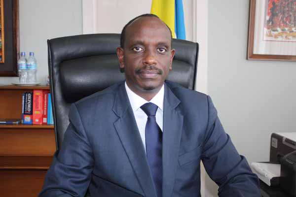 Secretary General of the East African Community Dr. Richard Sezibera