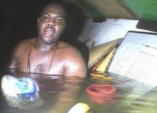 Nigerian man who survived 3 days at bottom of Atlantic ocean
