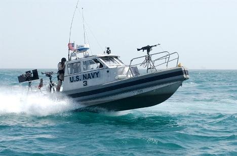 navire de patrouille des Etats Unis