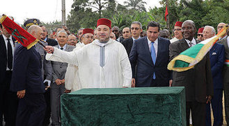 Côte d'Ivoire: HM the King Mohammed VI and Finance Initiates Construction Work a Fishing Village