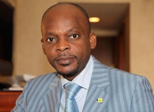 Ministre des affaires étrangères du Togo, M. Robert Dussey