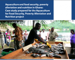 Overview of the aquaculture sector in Ghana