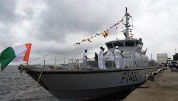 Navire Patrouilleur de la Côte d'Ivoire