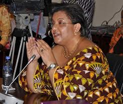 Ghana Ms Hannah Serwa Tetteh, Minister of Foreign Affairs