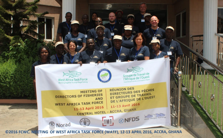 West Africa Task Force's meeting in Accra Ghana