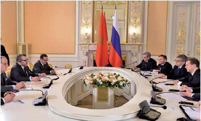 accord de pêche Maroc Russie 2016