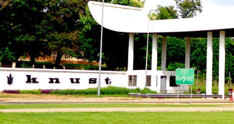 Ghana knust view