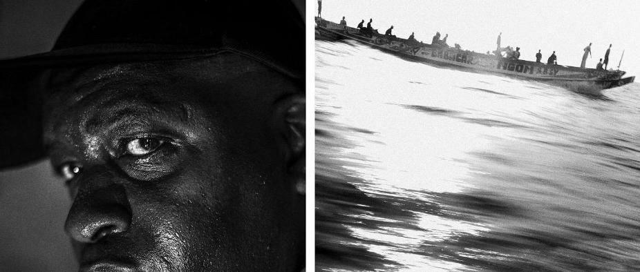 Senegal fisherman