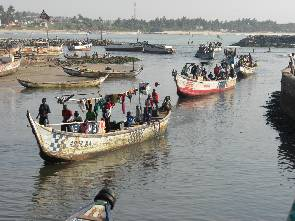 Ghana would on Friday, May 5, 2017, make a big step forward towards fight against illegal fishing
