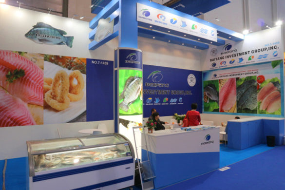 New Sino-West Africa fishing joint venture's Chinese roots