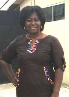 Elisabeth afoley quaye, Ghana minister of Fisheries and Aquaculture development