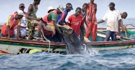 pêche Sénégal