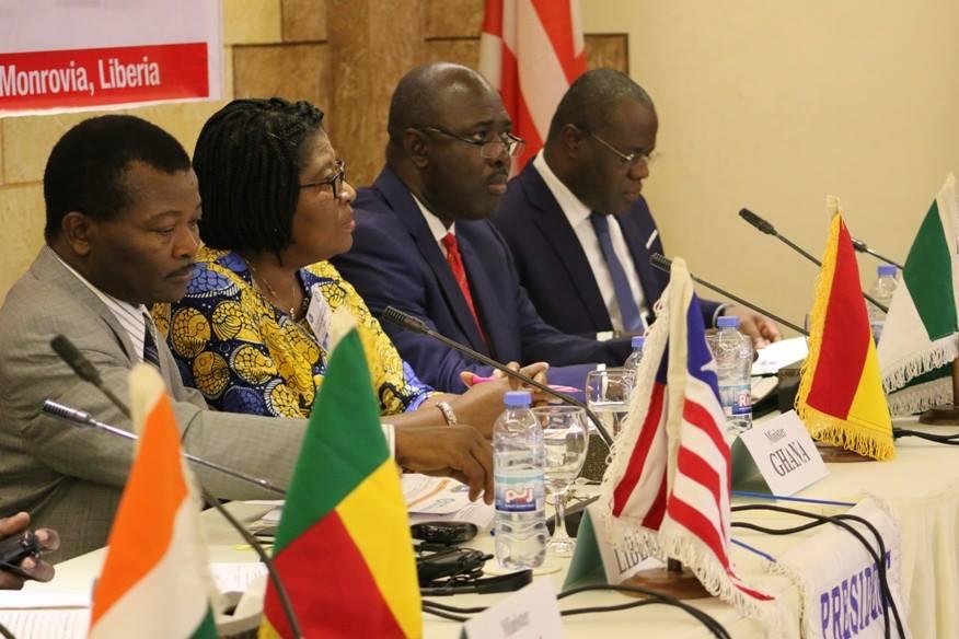 9e Conférence des Ministres à Monrovia, Libéria - 2016.