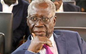 Ghana - Yaw Osafo Marfo, Senior Minister at the Presidency