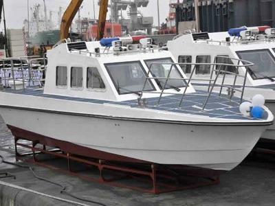Ghana patrol boats