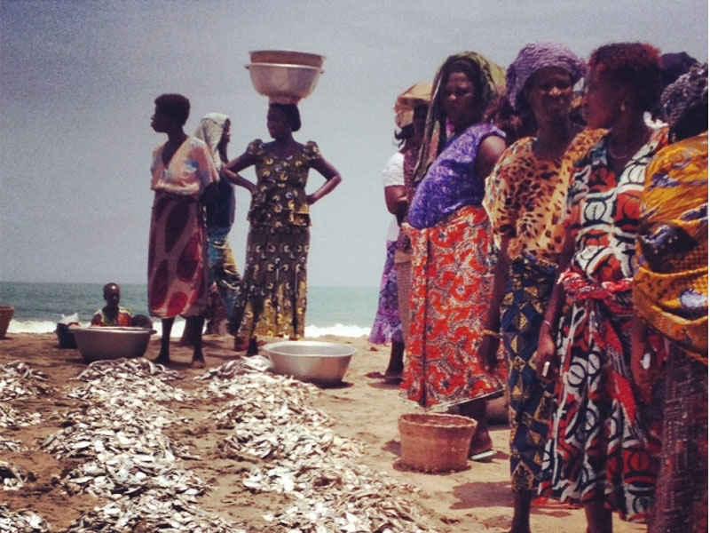 Ghana's Fishmongers