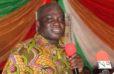Eric Opoku, Member of Parliament for Asunafo South