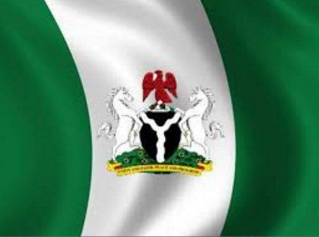 Nigeria FG flag