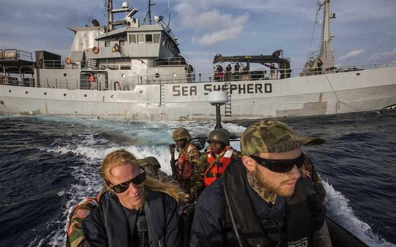 Pêche illégale : un navire de pêche ghanéen intercepté au Libéria