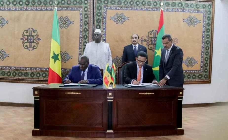 Greenpeace invite les présidents sénégalais et mauritanien à oeuvrer pour une gestion régionale de la pêche - Photo : greenwalk4africa.com
