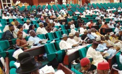 Nigeria's house of representatives