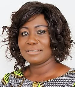 Elizabeth Afoley Quaye, Ghana's minister for fisheries and aquaculture