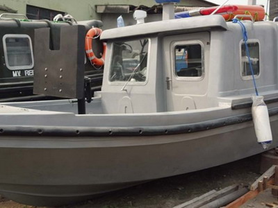 Germany donates patrol boats to Nigeria
