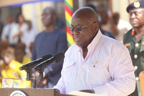 Ghana - President Akufo-Addo