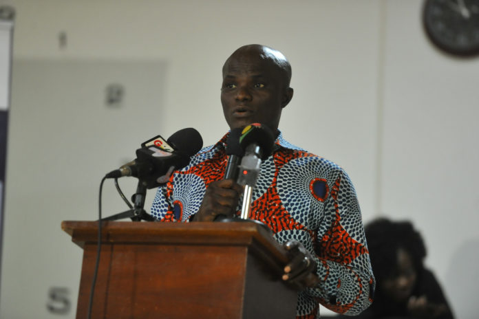 Deputy Minister for Fisheries and Aquaculture Development, Francis Ato Cudjoe
