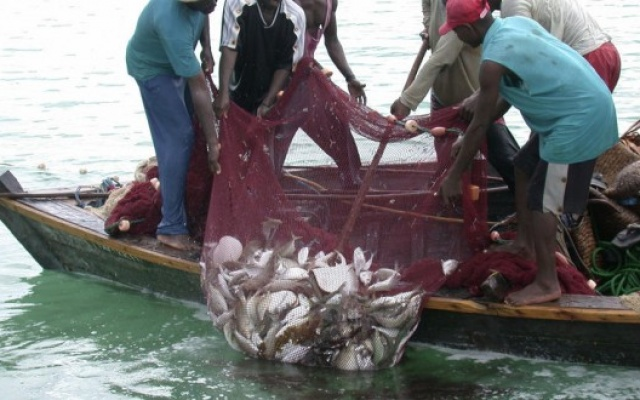 ghana fishermen