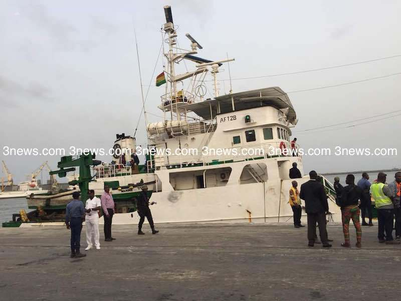 Pirates raid Ghanaian vessel in Keta; take 3 Korean nationals hostage