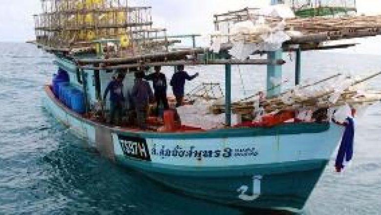Nigeria : 8 arrestations détournement présumé d'un chalutier de pêche