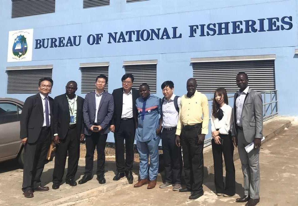 Liberia - Korea Times
