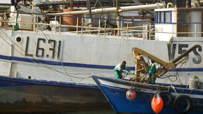 """Namibian fishing industry cries foul as quota handed to international interests - A deal between Namibia's state-owned fishing corporation and a foreign company contradicts a commitment to """"Namibianise"""" the industry critics say."""