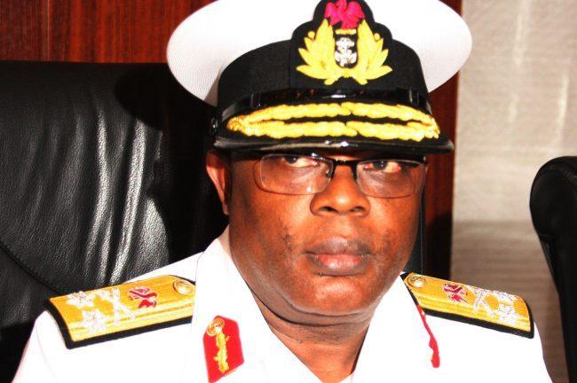 Nigeria - Chief Naval Staff Real Admiral Ibok Ete Ekwe Ibas