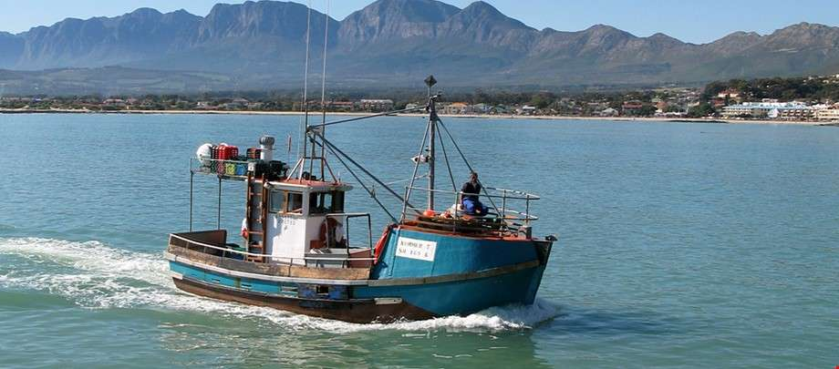 South Africa - trawler