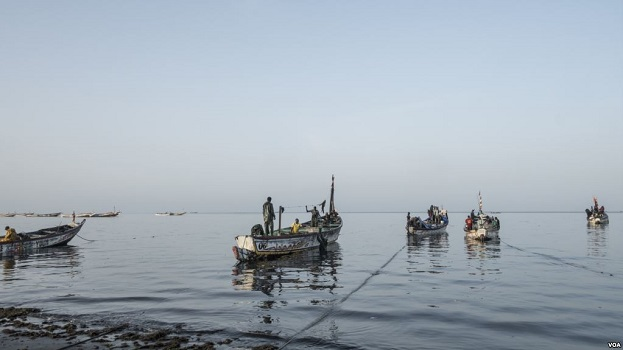 Ghana - Government announced in June that there will be a ban on all fishing activities in August