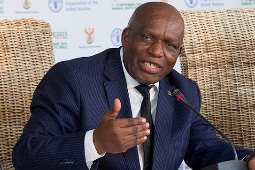 South Africa - Minister Zokwana