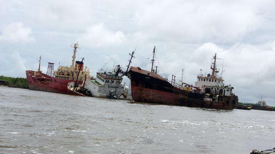 Shipping companies abandon vessels without restraint in Nigeria