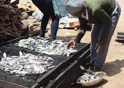 Ghana fishmongers 3