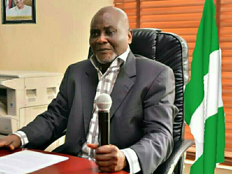 Special Adviser to the President and Coordinator, Amnesty Programme, Prof. Charles Dokubo