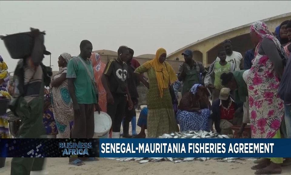 Senegal Mauritania fishing