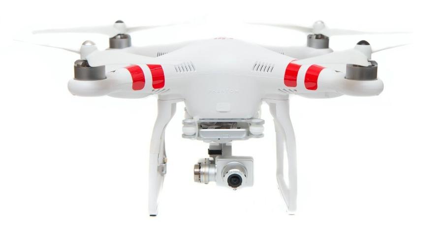 Drone - illustration