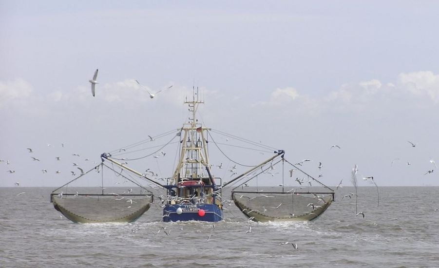 Liberia - Photo of a fishing vessel