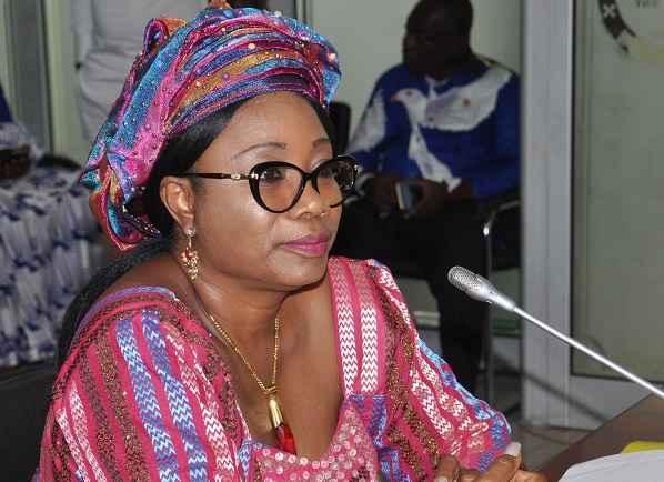 Ghana - Mrs Cynthia Morrison,Gender,Children and Social Protection Minister