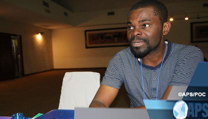 Pêche : le Nigérian Emeka Umejei élu à la tête d'un réseau de journalistes africains spécialisés