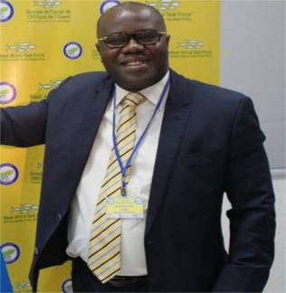 M. Séraphin Dédi Nadjè, Secrétaire Général du CPCO