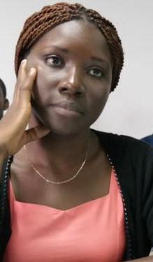 Viviane KOUTOB, Regional Project Coordinator – West Africa Task Force