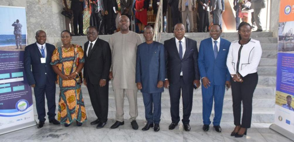 11th Session of the Fisheries Committee for the West Central Gulf of Guinea (FCWC) Conference of Ministers took place on 28th-30th November 2018 in Lomé, Togo
